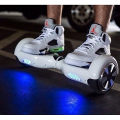 Гироскутер Smart Balance Wheels Bluetooth белый ХИТ!