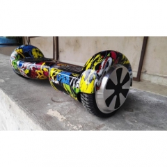 Гироскутер Smart Balance Wheels Bluetooth Graffiti 6.5""