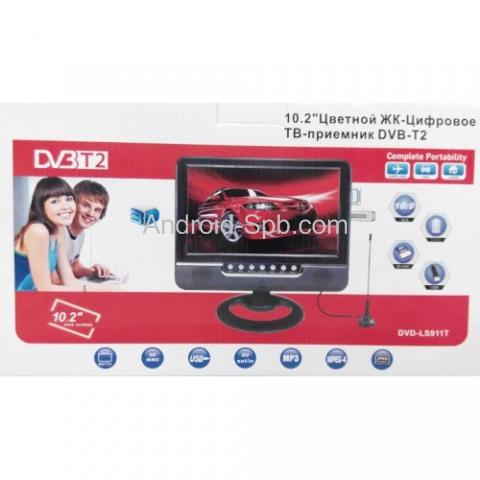 Мини-телевизор DVD-LS911T 10